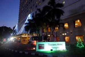 Traders Yangon hotel