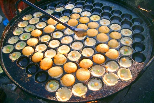 Myanmar food delight