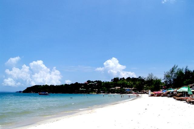 Occheuteal Beach