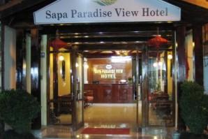 Sapa Paradise View hotel1