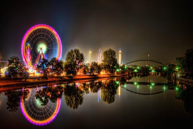 Amusement-parks