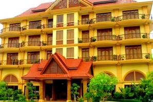 Cozyna SReap Hotel Angkor Facade