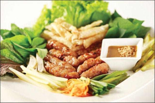 Nha Trang Fermented Pork Roll