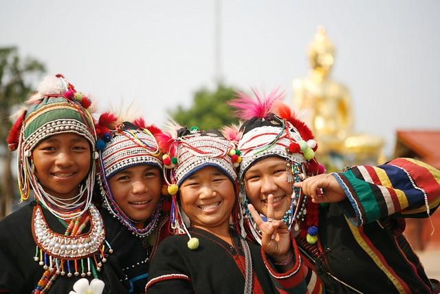 Chiang Rai people