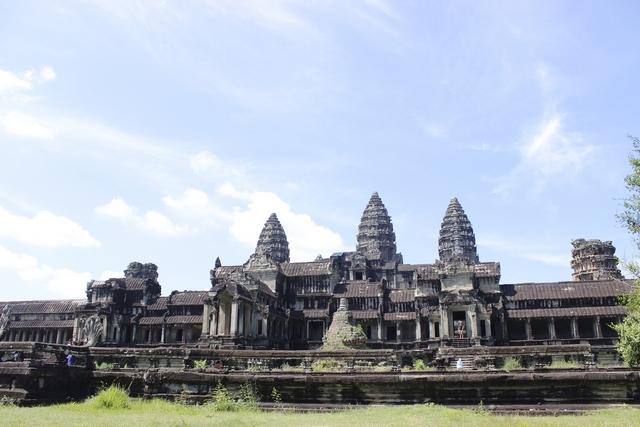 Wonders of Angkor Wat 1