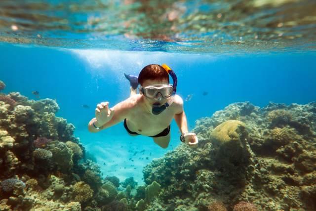 Kayaking & Snorkeling 1