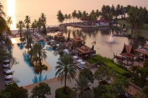 Dusit Thani Hua Hin resort