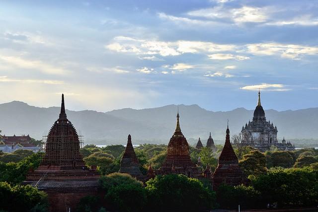 Bagan moring