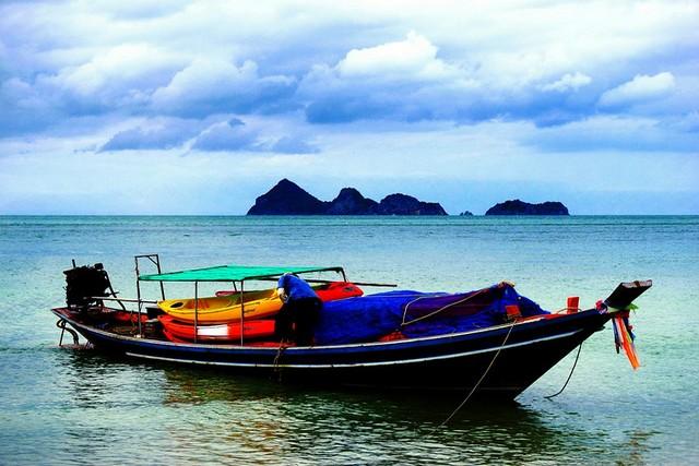 Koh Samui Sea Island