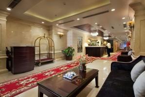 Reception Boss Lengend Hotel