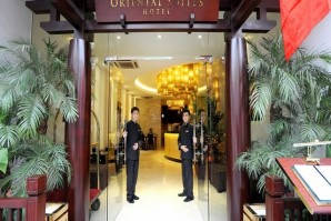 Oriental Suites Hotel - TNK Travel