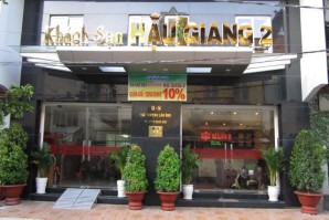 Hau Giang Hotel 2 - TNK Travel