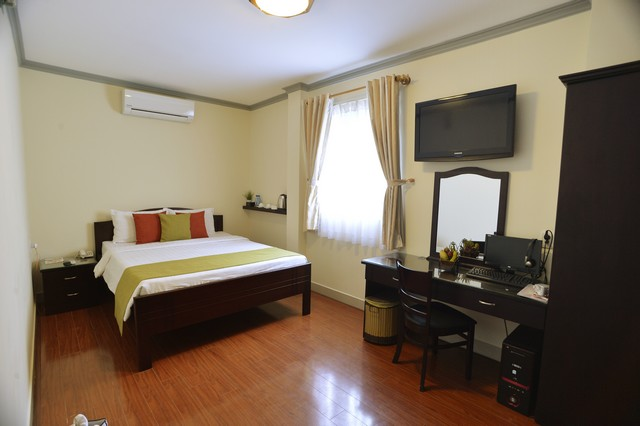 Beautiful saigon boutique hotel tnk travel for Beautiful boutique hotels