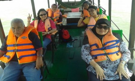 Mekong river in Ho Chi Minh muslim tour