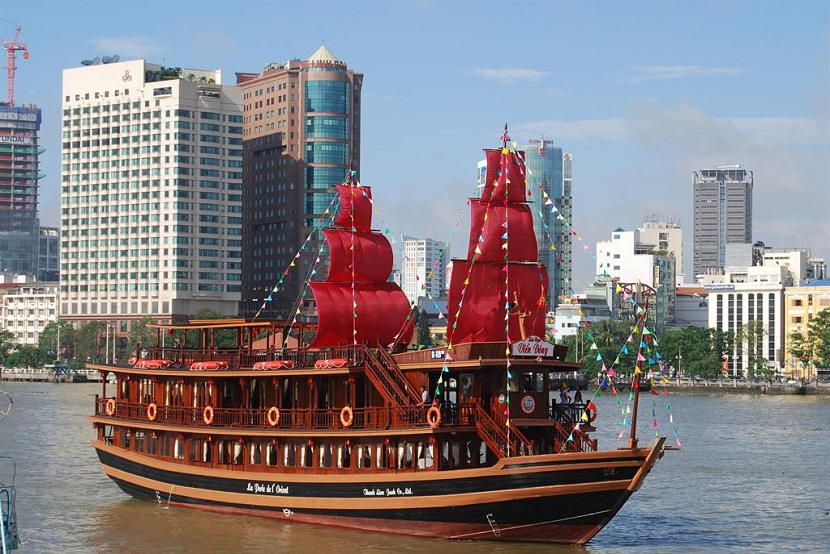 Indochina Cruise in Ho Chi Minh city