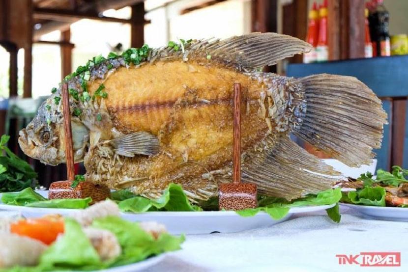 Cuisine in Mekong Delta