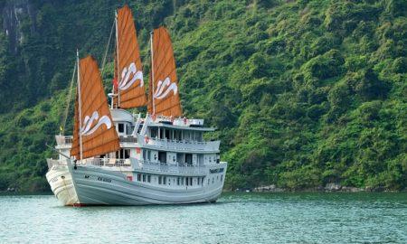 Paradise Halong cruise