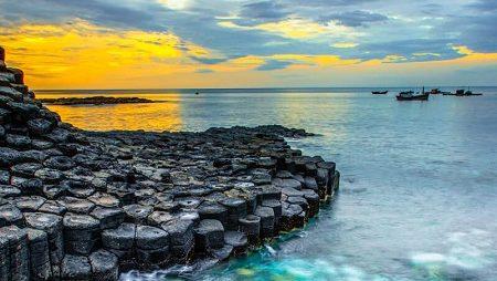 Da Dia reef in Phu Yen, Vietnam 1