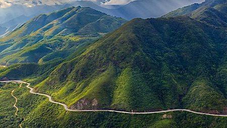 O Quy Ho Pass in Lao Cai Vietnam 1