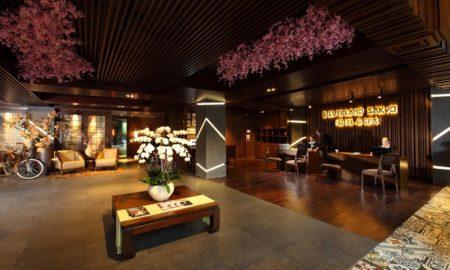 lobby SILVERLAND SAKYO HOTEL & SPA