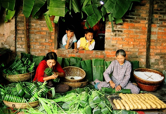 Tet in Mekong Delta is quite different from itself in the big cities like Ho Chi Minh city or Hanoi