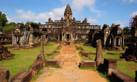 Bakong Temple, Attraction in Siem Reap