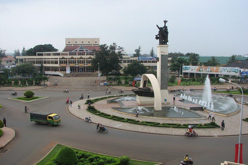 Buon Ma Thuot city