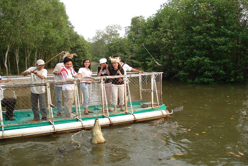 Can Gio Mangrove Forest (By Speed boat)