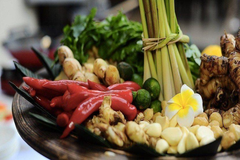 Cooking Class Spices Garden Restaurant