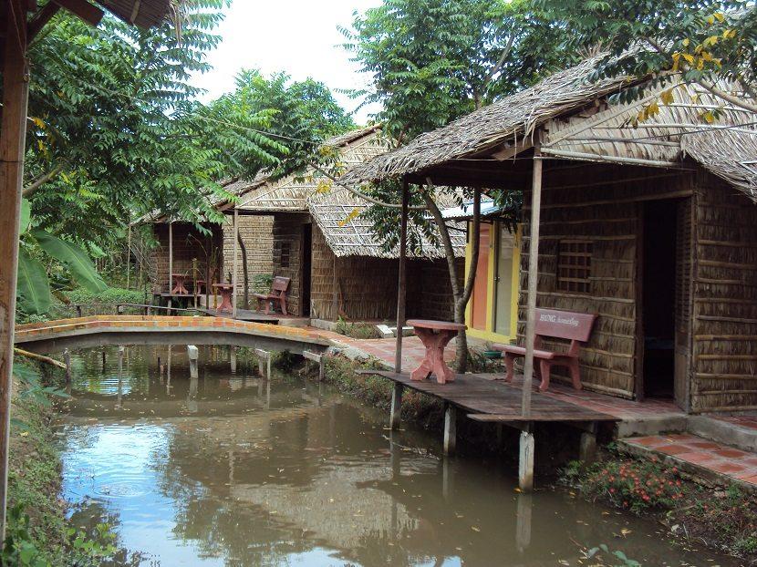 Mekong delta homestay