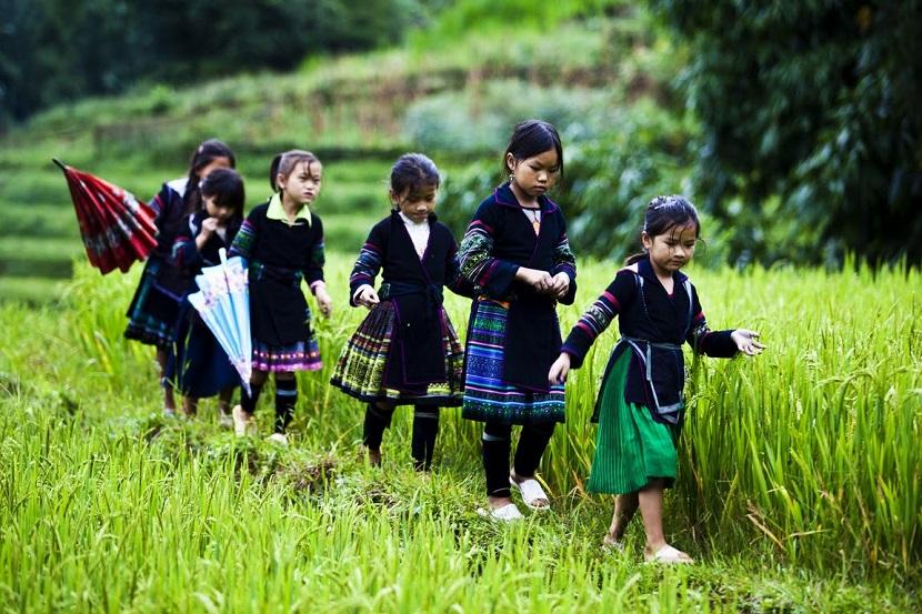Sapa - Giang Ta Chai Village