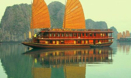 Violet Cruise in Halong Bay