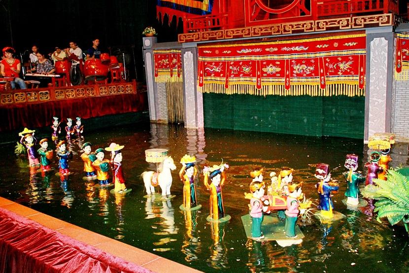 Hanoi Water Puppet Theatre