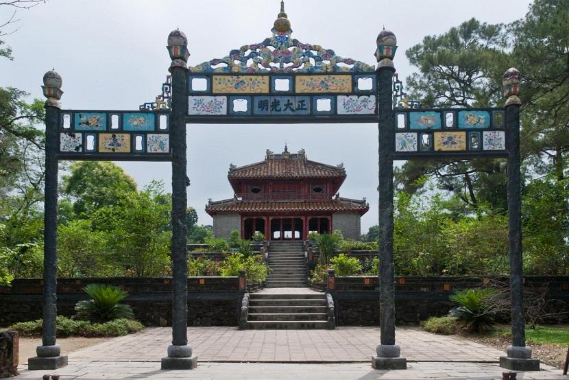 Thai Hoa Palace in Hue