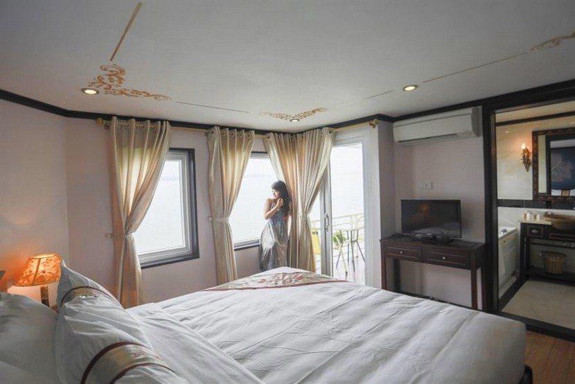 Huong Hai Sealife Cruise Cabin