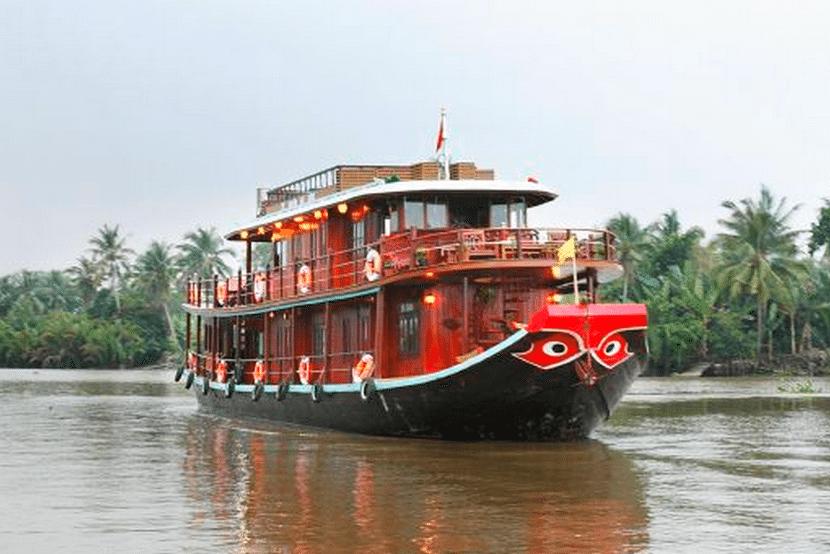 Mekong Emotion Cruise
