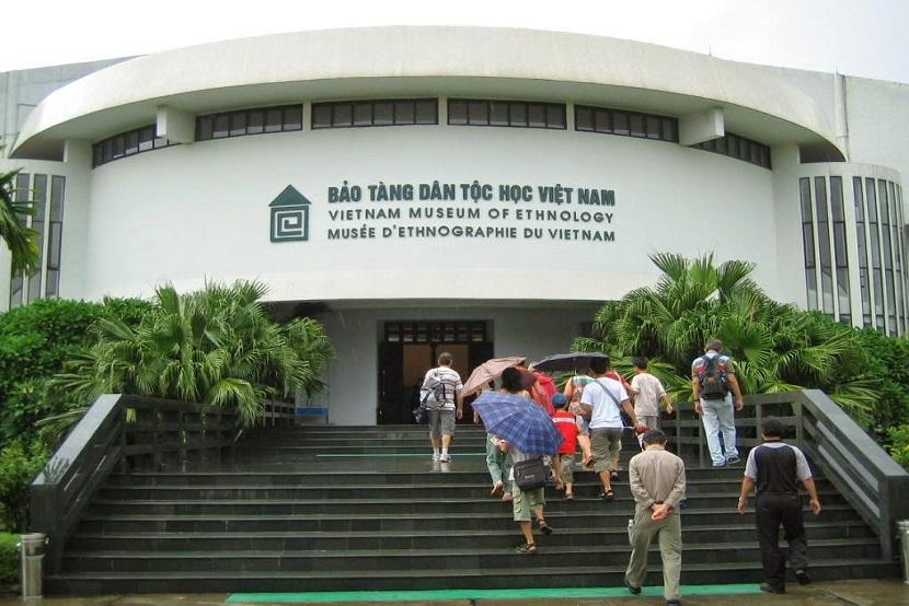 Museum of Ethnology Hanoi