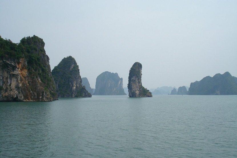 Ngon Tay islet