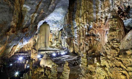 Paradise Cave Phong Nha Ke Bang National Park
