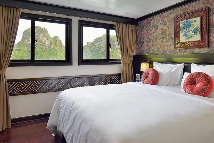 Paradise Cruise Halong Bay Cabin