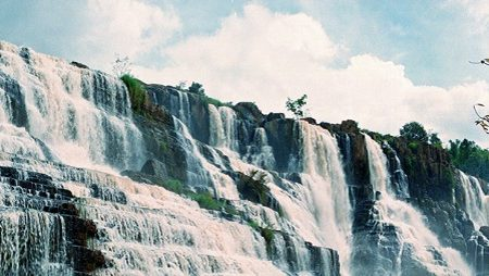 Waterfalls to visit in Da Lat, Vietnam