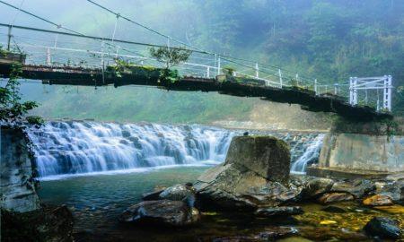 Sapa suspension bridge