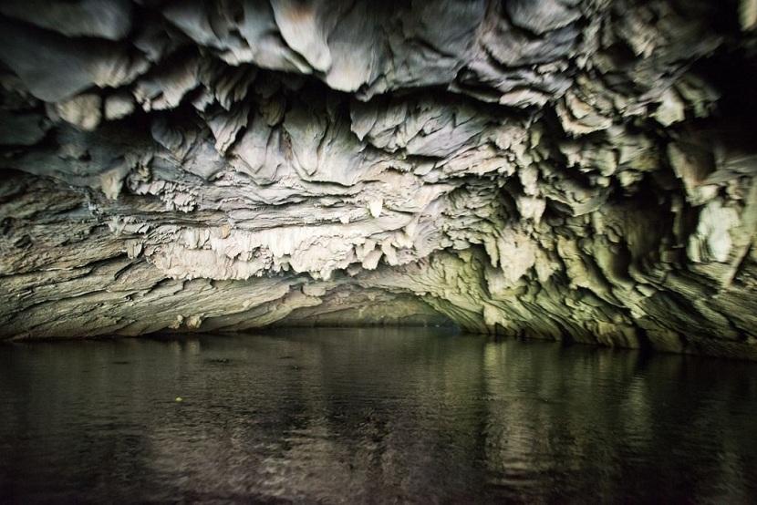 Hang Ba (Third Cave) in Tam Coc