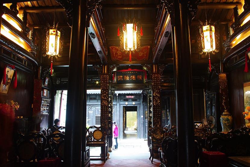 Tan Ky's old house