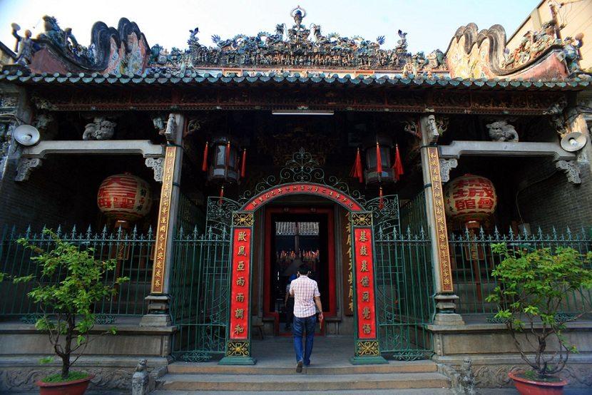 Thien Hau pagodas