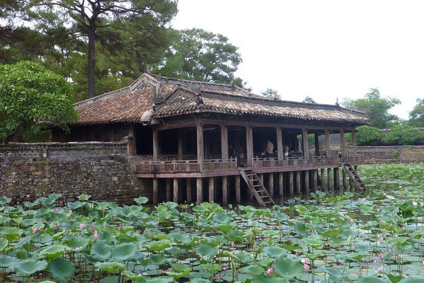 Tomb Emperor Tu Duc