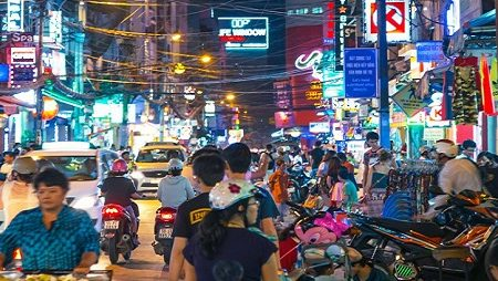 Top Budget Hotels in Saigon Backpacker Area