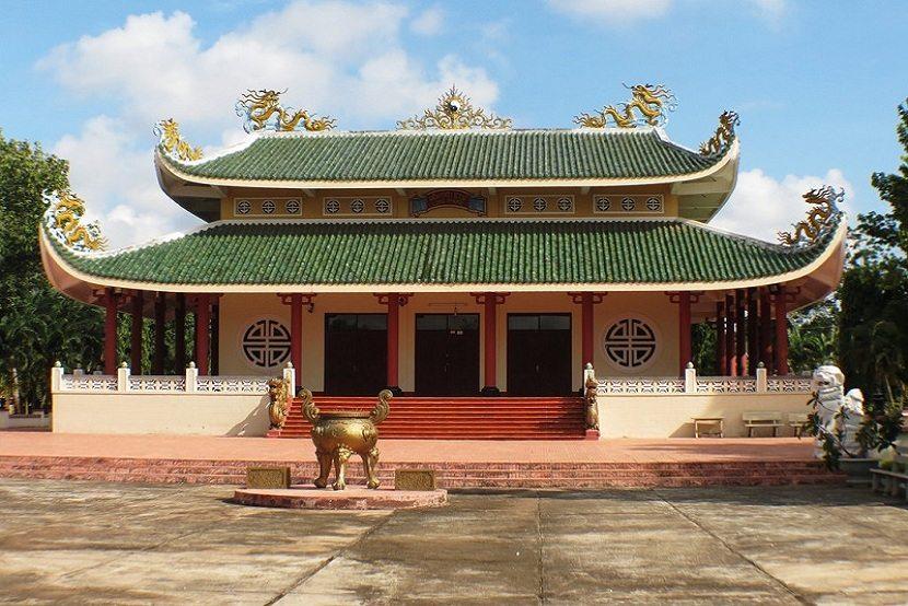 long phuoc temple
