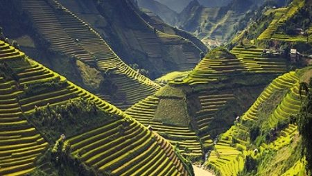northwest of Vietnam