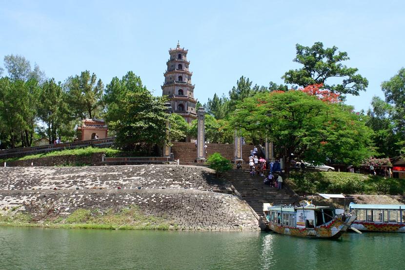 ThienMu pagoda